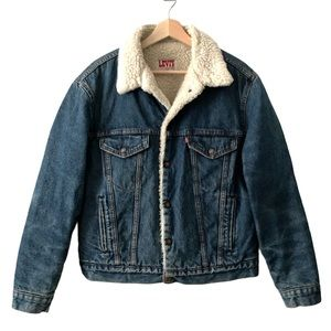 Vintage, 80's Levi's Red Tab Denim Jacket